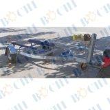 1000 Boot van de Aanhangwagen van het Roestvrij staal van kg de Lading Gegalvaniseerde