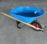 Concrete&Mining popolare Wheel Barrow/Wheelbarrowwith Wooden Handle (wh6601, alta qualità)