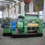 China-Hersteller Gummi-geöffneten mischenden Tausendstels des RollenXk450 zwei mit auf lagermischmaschine