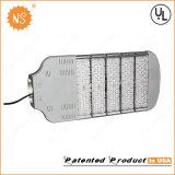 Indicatore luminoso di via elencato dell'UL Dlc 150W LED con una garanzia da 5 anni