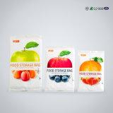 Am meisten benutzte Konservierung-verpackenbeutel-Nahrungsmittelspeicher Plastik-PET Beutel