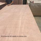 Ville commerciale de Linyi de contre-plaqué de faisceau de peuplier de la colle E1