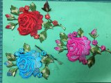 Accessoires de vêtement Broderie Flower for Dress