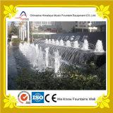 Fontaines décoratives carrées de fontaines d'eau pour des escaliers