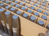 Cylindre tissé de filtre de treillis métallique d'acier inoxydable