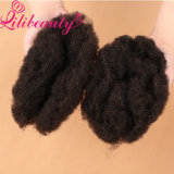 Mulheres Love Remy Curl Weave Afro Kinky Indian Hair