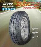 Neumáticos del carro ligero del flanco blanco 185r14c 195r14c 205r14c Comforser