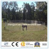 Frontière de sécurité commerciale de bétail de ferme d'assurance, panneau soudé de bétail