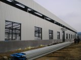 Usine/entrepôt préfabriqués structuraux en acier d'atelier