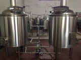 de la calefacción eléctrica 200L de la cerveza de la cervecería del equipo surtidor micro directo