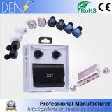 Earbuds senza fili gemella la stereotipia del trasduttore auricolare di X2t Bluetooth CSR4.2 con la cassa magnetica della casella del caricatore