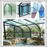 Vidrio aislado modificado para requisitos particulares para las paredes de cortina/ventana/edificio