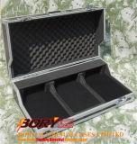 La caisse de pédale de guitare, vol de cas de panneau de pédale enferme Btc-162