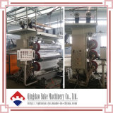 Produzione di marmo dell'espulsione dello strato/scheda del PVC che fa macchina