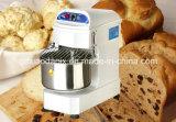 Machine spiralée de mélangeur de la pâte de farine de mélangeur de la pâte de pizza de mélangeur de la pâte