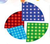 Éclairage élevé du Portable DEL Dance Floor DJ de secteur de la disco 60*60cm d'étape