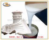 シリコーンゴムを形成するプラスター装飾