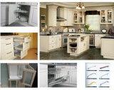Cabinet de cuisine de PVC