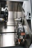 CT2-52y2m (S) 돌고 & 맷돌로 가는 중심 (CNC 선반) 쌍둥이 스핀들 & 쌍둥이 포탑
