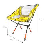 Mobilia piegante leggera di campeggio di sport esterna della presidenza di pesca della spiaggia