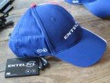 Gorra de béisbol material 100% del algodón con la radio (T-011)