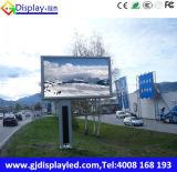 Pantalla de visualización flexible a todo color al aire libre de LED de la INMERSIÓN P6 HD de Ecuador