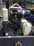 Compressor de ar Diesel do compressor de pistão de Copco 178cfm 7bar do atlas