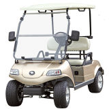 Club di golf Car 2 Seater Golf Cart con Storage