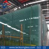vidrio laminado de la seguridad del claro de 6.38m m