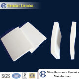 92% 95% Al2O3 Alumina Ceramic Pipe Tile Liner come Steel Pipeline Linings