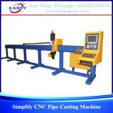 Licht Type CNC om de Scherpe Machine van de Pijp voor Kleine Diameter