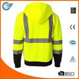 Camiseta ligera de la seguridad para el desgaste del trabajo