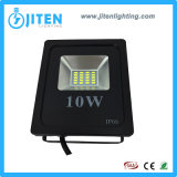 Projecteur de DEL, éclairage de DEL, lumière d'inondation de DEL 10W, 10W-400W procurable
