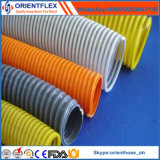 Aspiration de l'eau de PVC de fabrication de la Chine flexible