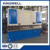 Freno plateado de metal hidráulico de la prensa de la venta caliente con el mejor precio (WC67Y-160TX3200)