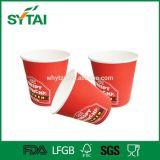 Taza disponible modificada para requisitos particulares alta calidad del compartimiento del papel del pollo de la impresión