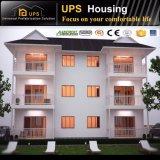 Famille chaude de villas de structure métallique de vente vivant avec la photo 3D