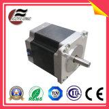 Pequeña vibración del motor paso a paso híbrido 1.8 Deg NEMA23 con Ce