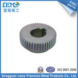 Peça feita à máquina CNC do metal para a transformação de produtos alimentares (LM-0510F)