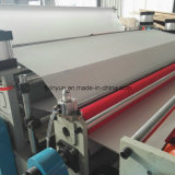Full-Automatic Slittting Rewinding Maxi Roll Machine de papier toilette