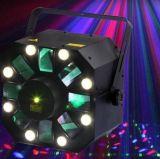 Освещение влияния влияния 3in1 Laser+ Strobe+ СИД