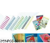 Nylon Coated пластичный спиральн провод (NPCC-63114)