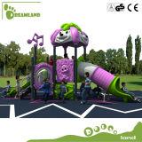 Fornitore della Cina Outdoor Bambini parco giochi per bambini per le vendite