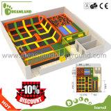 Indoor&Outdoor professioneller großer preiswerter Trampoline-Park mit Schaumgummi-Vertiefung