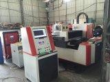 500~1500W Öffnen-Typ Faser-Laser-Ausschnitt-Maschine