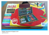 101 PCS Drawing Art Set in Wooden Box for Kids and Students