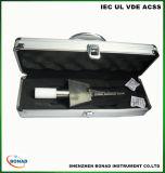 Ponta de prova articulada padrão do dedo do UL do metal de UL507 UL982 para o teste da acessibilidade