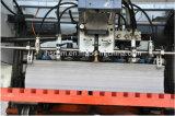 Machine de découpage et se plissante de papier cartonné ondulé automatique