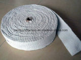 Огнезащитная лента войлока прилипателя керамического волокна изоляции с алюминиевой фольгой