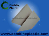 Buena capacidad Screwholding Materiales de construcción 0.55 Densidad de PVC Junta de espuma